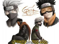 Hatake Kakashi and Obito