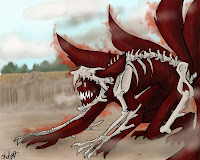Naruto six tailed beast