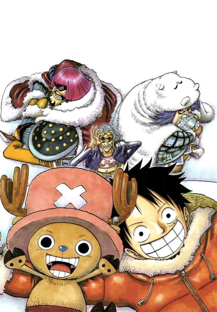 Read One Piece 609 Online | 18 - Press F5 to reload this image
