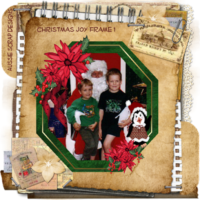 Psp Christmas Picture Frames
