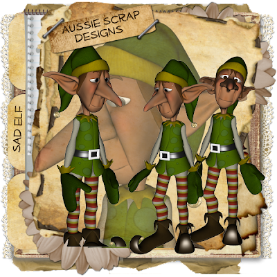 http://aussiescraps.blogspot.com/2009/08/sad-elf-freebie-pu-only.html