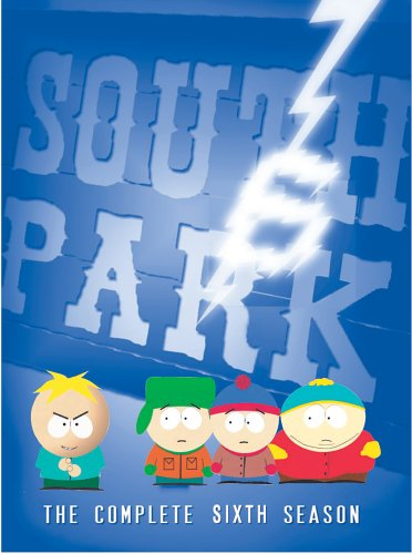 South Park Season Four DVDRip {Angelus1609}