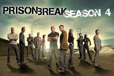 prison break season 4  poster 1