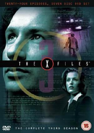 Hồ Sơ Tuyệt Mật 3 - The X-files Season 3 (1995) Poster