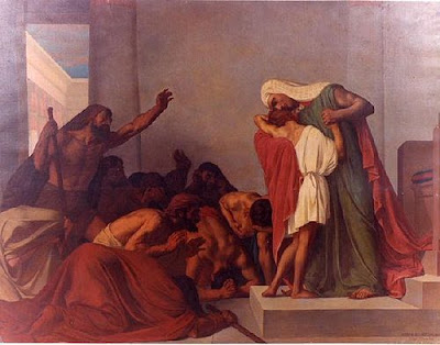 Joseph Recognized by His Brothe...