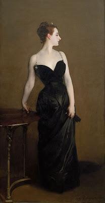 John Singer - Madame X - 1884 - Metropolitan Museum of Art, NY