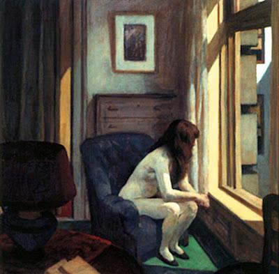 Edward Hopper, Eleven A.M. 1926