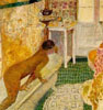 Pierre Bonnard, Woman at the bath