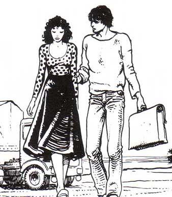 Lou Lou y Bergman