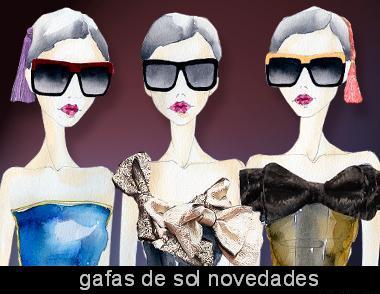 Gafas de Sol Novedades