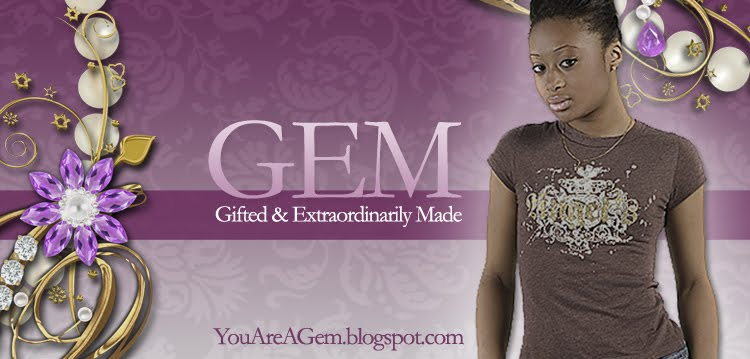 GEM: Gifted and Extraordinarily Made