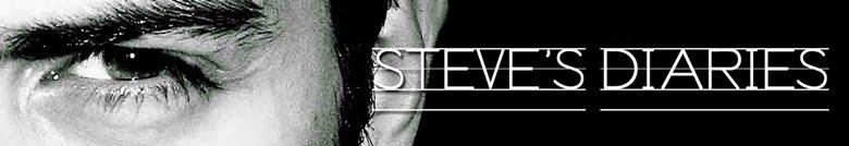 STEVE DIARIES