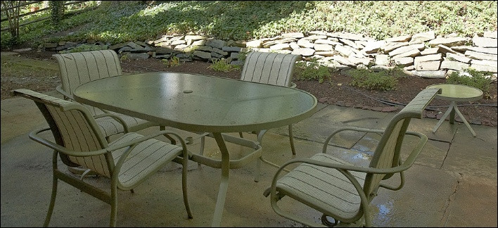 Estate Sale Pittsburgh Mt Lebanon Patio Furniture for Sale