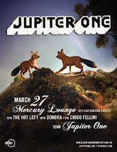 Jupiter One at the Mercury Lounge (NYC)