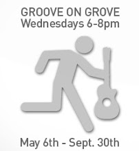 Pictures from Groove on Grove 2009 : Outdoor Music Series at Grovce St. PATH