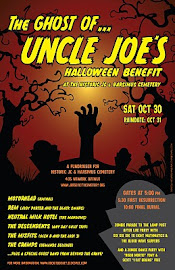 Ghost of Uncle Joe's Halloween Fundraiser at the Cemetery