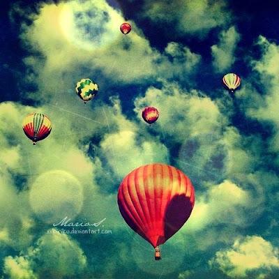 Inspirada por: Balões