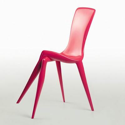 Cadeira de Pernas Cruzadas