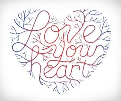 Ilustração: Love Your Heart