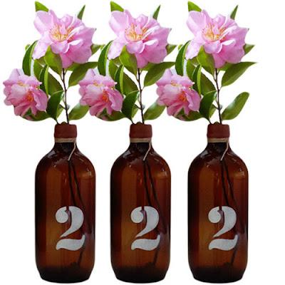 Lista de Desejo: Vasos numerados
