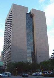 Hennepin County Government Center (photo: public domain, Wikimedia Commons)