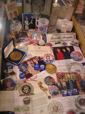 Reagan memorabilia (photo: North Star Liberty)