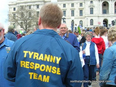Tyranny Response Team (photo: North Star Liberty)