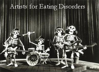 artists for eating disorders