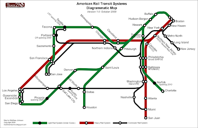 I Ve Listed The All Of The Rail Transit Systems In The United States Below I Have Ridden Those In Boldface I Did Not Include Heritage Streetcars Or