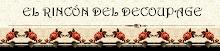 El rincon del Decoupage-Español