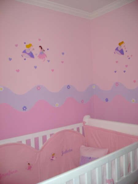 Decoracion infantil murales ni as - Murales para ninas ...