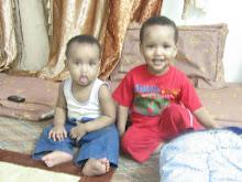anak saudara Mekah saya 2009