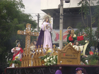 virgen, guarda, viejo, ciudad, guatemala, quinto, domingo, dolorosa, divina, providencia