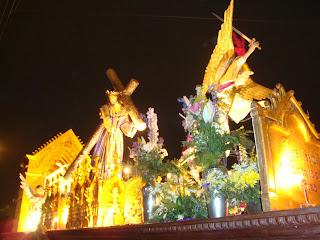 noche, horas, nocturnas, quinto, domingo, cuaresma, ciudad, guatemala, jesús, nazareno, desamparo, desamparados, desamparado, divina, providencia, guarda, viejo