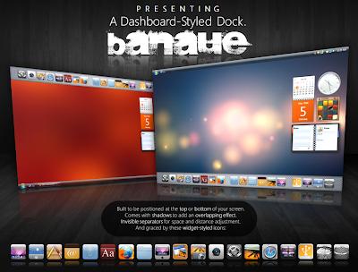 Lanzador Banaue para Rocketdock Pepua Personalizacion y Seguridad