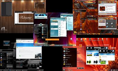Windowblinds diversos temas para diversos estilos