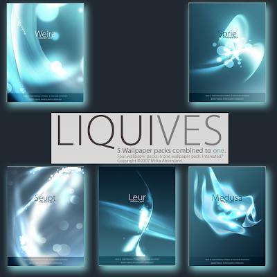 Liquives - Wallpapers - personalizacion