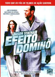 Filme Poster Efeito Dominó DVDRip XviD & RMVB Dublado