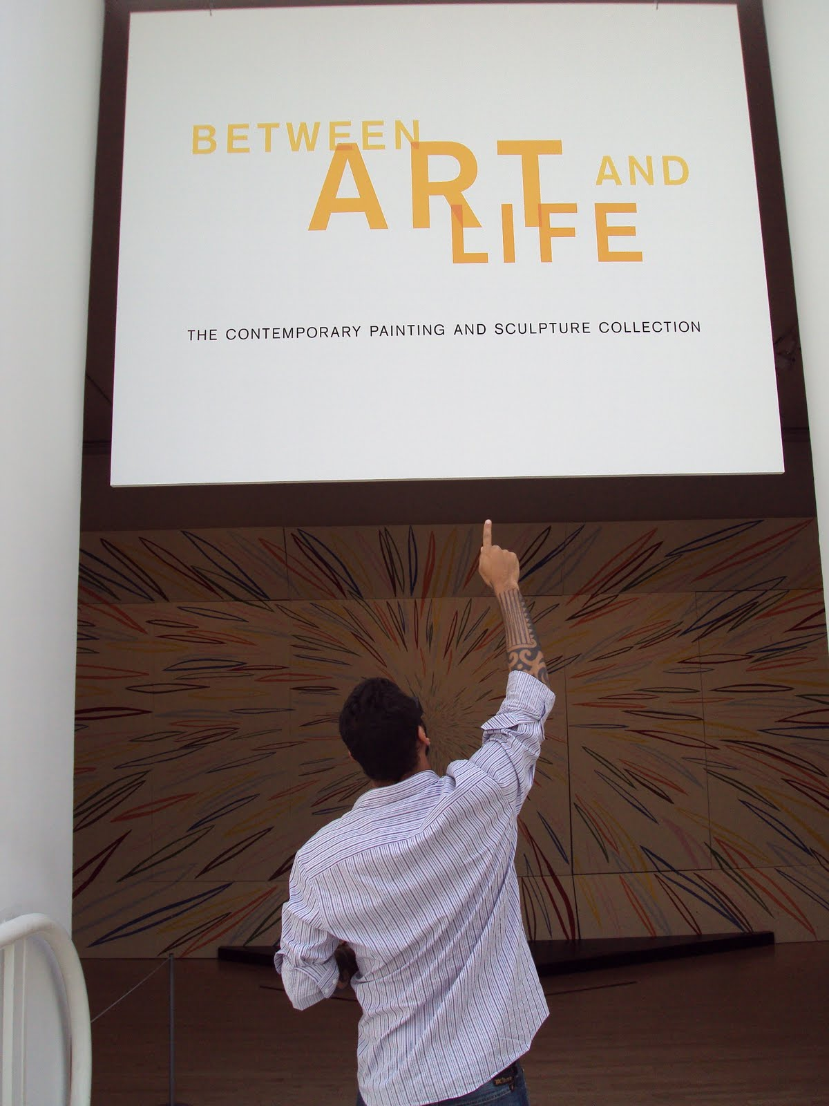 Entre a vida e a Arte , SFMOMA MUSEUN OF MODERN ART