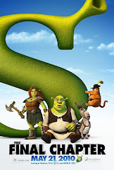 "Poster de ""Shrek Forever After"" (2010)."
