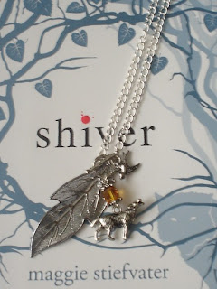 Shiver inspired necklace