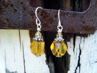 Shiver inspired earrings