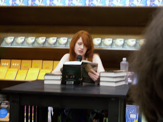 Richelle Mead signing