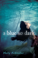 A Blue So Dark by Holly Schindler
