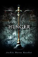 Hunger by Jackie Morse Kessler