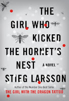 The Girl Who Kicked a Hornet's Nest cover