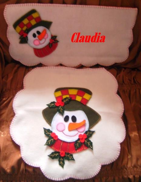 Juegos de Baños en foami para Navidad - Imagui