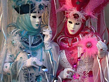 history of venetian carnival masks