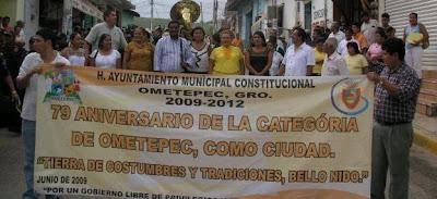 Ometepec on En Ometepec  Por Un Aniversario M  S De Su Reconocimiento Como Ciudad