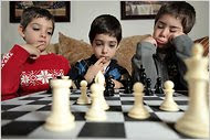 oskiper2Btriplets - US Triplets won National Chess title.